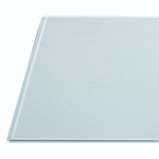 GTI Alum Lay-In Perfo Ceiling Tiles 600x600x0.6mm