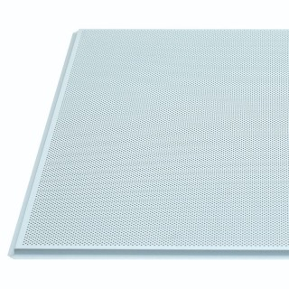 G-Pluss Alum Lay-In Perf Ceiling Tiles 600x600x0.7mm