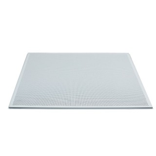 G-Pluss Alum Lay-In (T-15) Perf Ceiling Tile 600x600x0.7mm