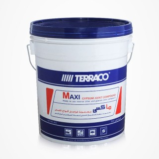 Maxi Gypsum Joint Compound Terraco 5Kg